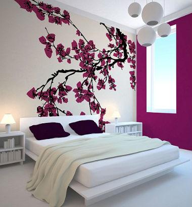 Sakura v interere doma 044