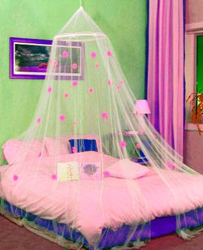 Как сделать детский балдахин над кроватью своими руками фото