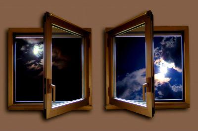 uhod za oknami