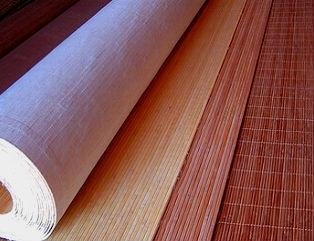 Бамбуковые обои - новинка в интерьере