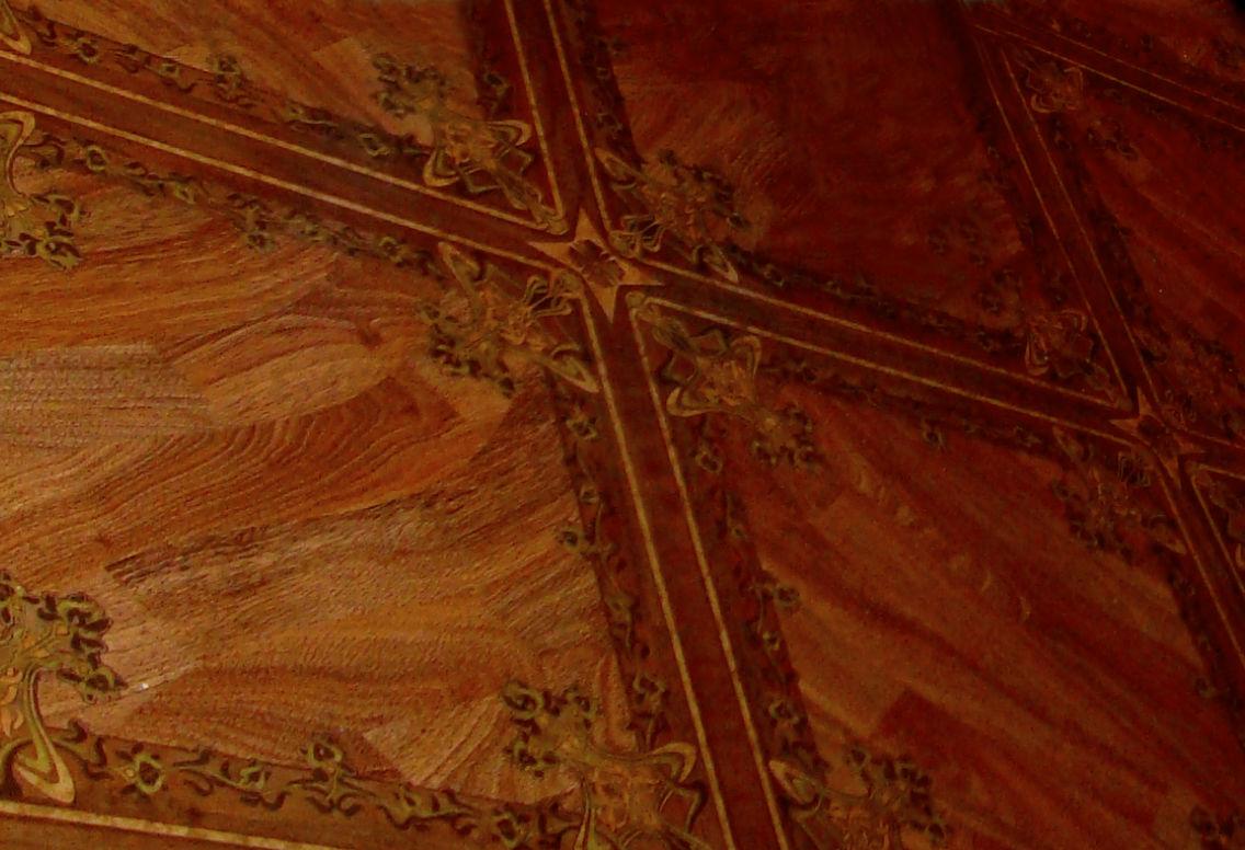 Линолеум - самое распространенное напольное покрытие