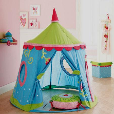шатер для ребенка