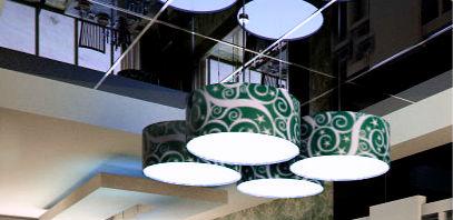 Зеркальная потолочная плитка - завораживающий блеск поверхности