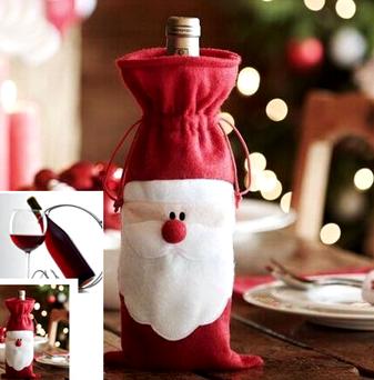 Чехол для Новогодней бутылки