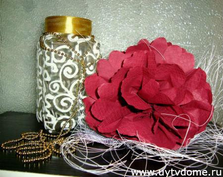 vaza iz nitok 6