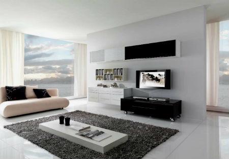 dizajn gostinoj v stile minimalizm 02