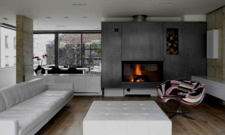 dizajn gostinoj v stile minimalizm 2