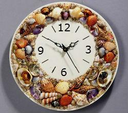 Часы декор своими руками