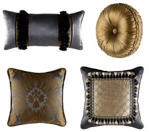 Подушки декоративные в интерьере фото