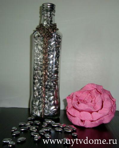dekorativnay butilka 10