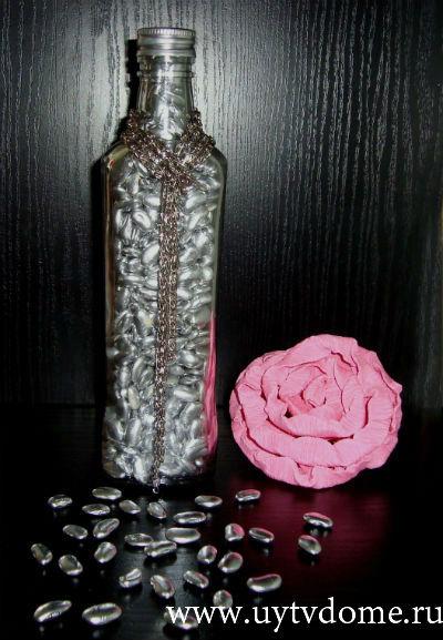 dekorativnay butilka 6