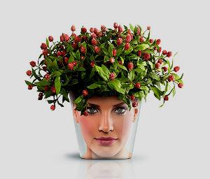 neobichnie cvetochnie gorshki