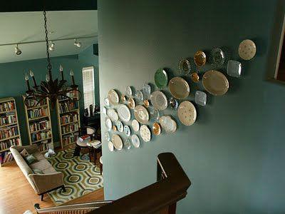 tarelki na stene foto 15