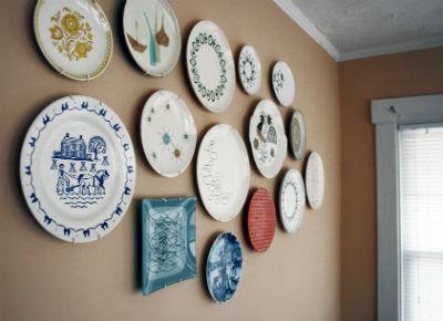 tarelki na stene foto 29