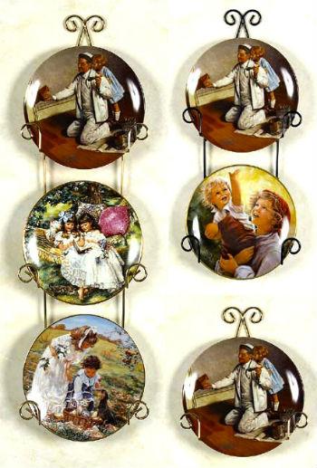 tarelki na stene foto 9