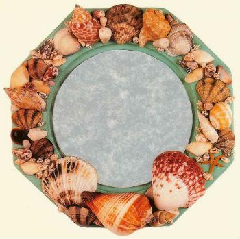 zerkalo v morskom stile foto
