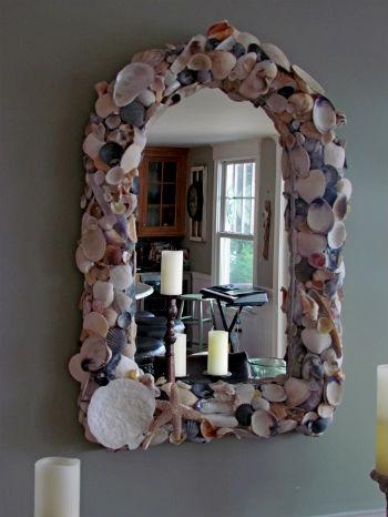 zerkalo v morskom stile foto 1