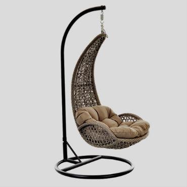 Кресло качалка подвесное своими руками
