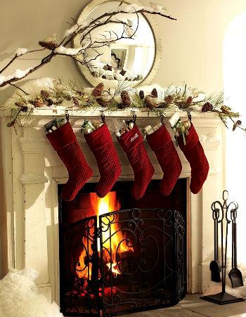novogodnee ukrahsenie doma 12