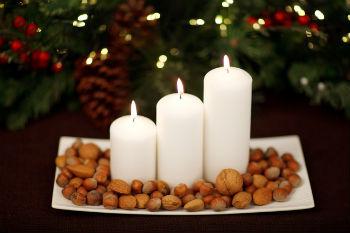 novogodnee ukrahsenie doma 16