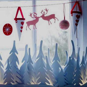 novogodnee ukrahsenie doma 47