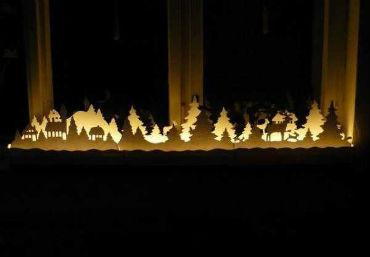 novogodnee ukrahsenie doma 49