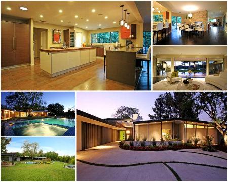 Красивый дом Майли Сайрус за 3,4 миллиона долларов