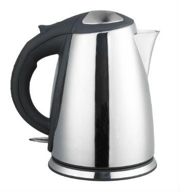 Металлический электрический чайник