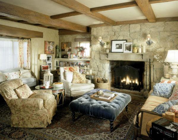 Простой и уютный дом Камерон Диаз в Беверли-Хиллз