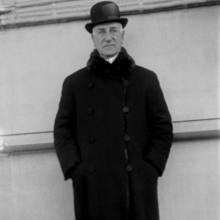 Соломон Гуггенхайм.