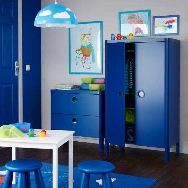 Шкаф в детскую комнату для мальчика.