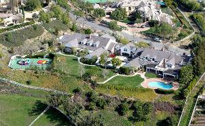 Дом Дженнифер Лопес в Калифорнии за 17 млн. долларов