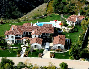 Дом Джастина Бибера (особняк в Калабасасе за 6,5 миллионов долларов)