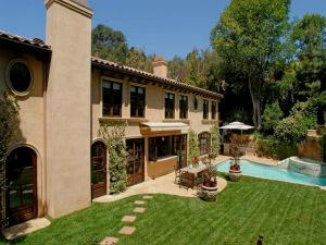 Дом Ким Кардашьян в Беверли-Хиллз за 5 миллионов долларов