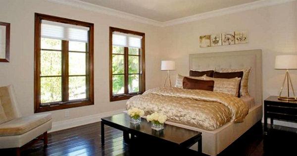 Спальня в доме Ким Кардашьян.