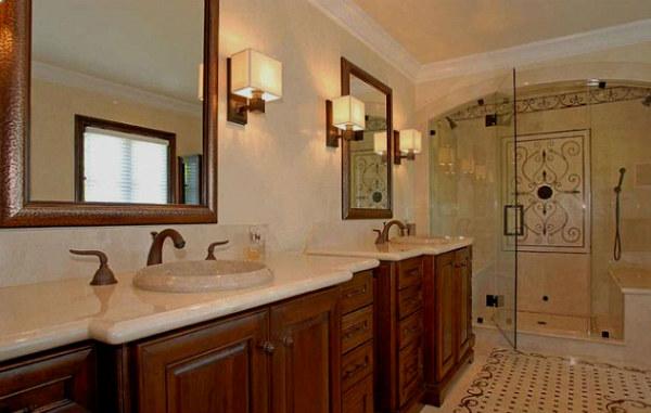 Ванная комната на две персоны.