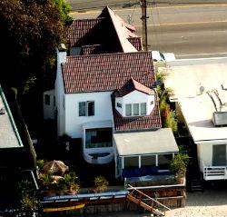 Дом Шарлиз Терон в Малибу (пляж Ла Коста). 20 фото