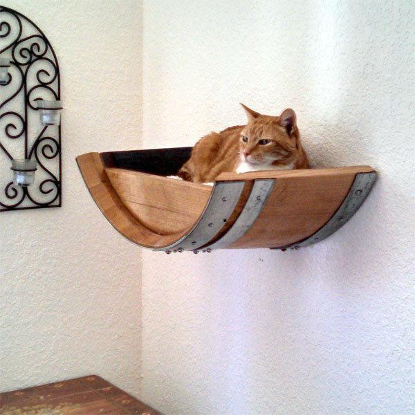 Как сделать кошкин дом фото фото 625