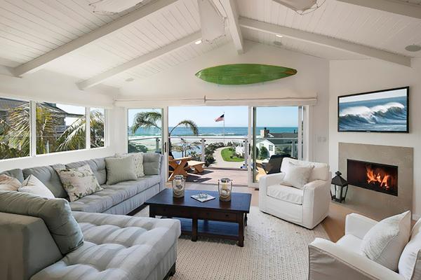 Дом Эштона Катчера и Милы Кунис в Санта-Барбаре за 10 млн. долларов