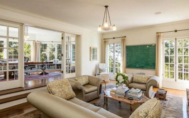 Новый особняк Анджелины Джоли в Лос-Анджелес за 25 млн. долларов