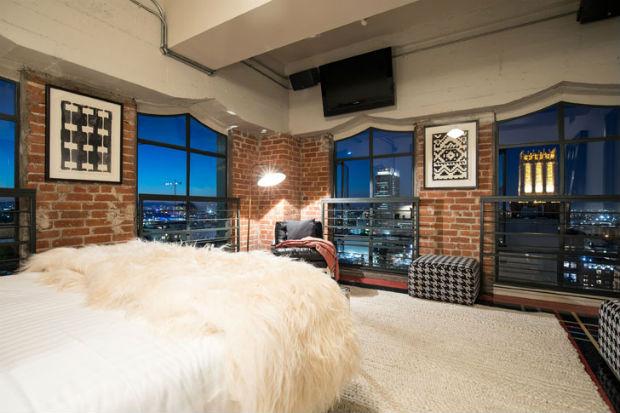 Модная квартира Джонни Деппа в Лос-Анджелессе за 2,5 млн. долларов