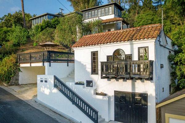 Дом Джеймса Франко в Лос-Анджелесе стоимостью 949 тыс. долларов
