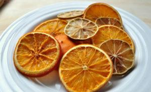 Поделки из сушеных апельсинов 715