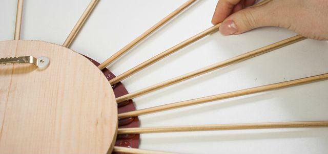 Своими руками из бамбуковых палочек 451