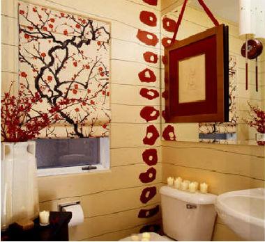 Sakura v interere doma 17
