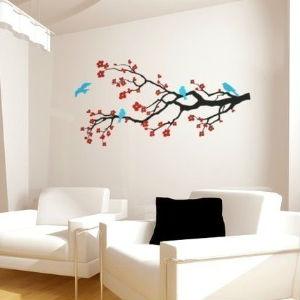 Sakura v interere doma 27