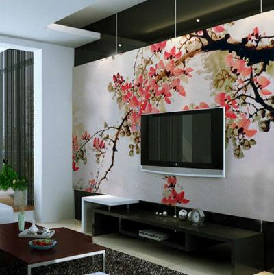 Sakura v interere doma 28