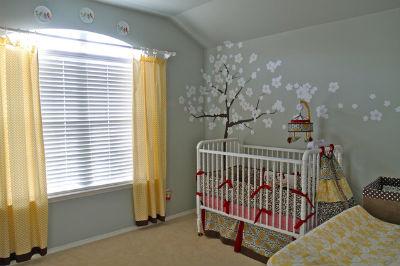 Sakura v interere doma 31