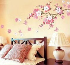Sakura v interere doma 41