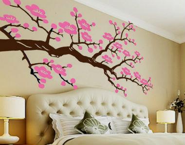 Sakura v interere doma 43